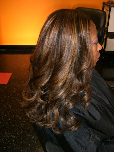 Before and after pictures of hair extensions in kansas city after pmusecretfo Image collections