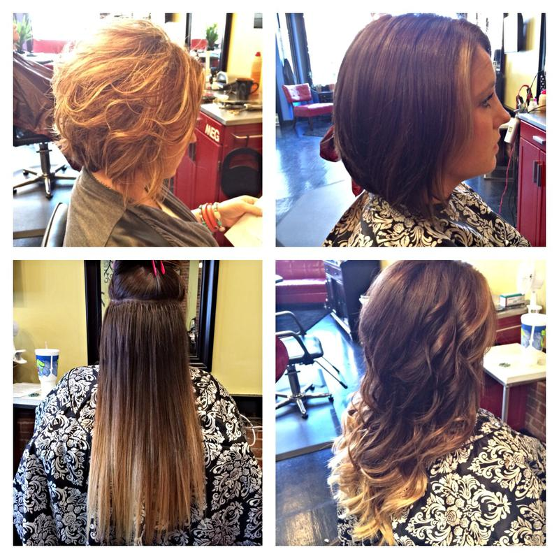 Before And After Pictures Of Hair Extensions In Kansas City